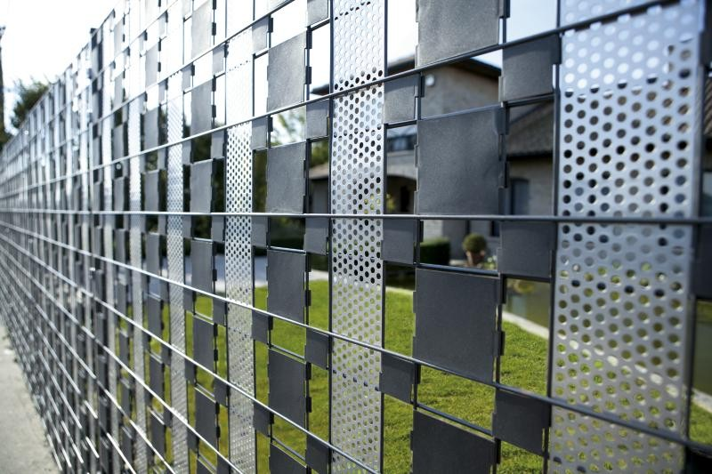 zenturo kreatywne ogrodzenie panelowe portal bran owy. Black Bedroom Furniture Sets. Home Design Ideas